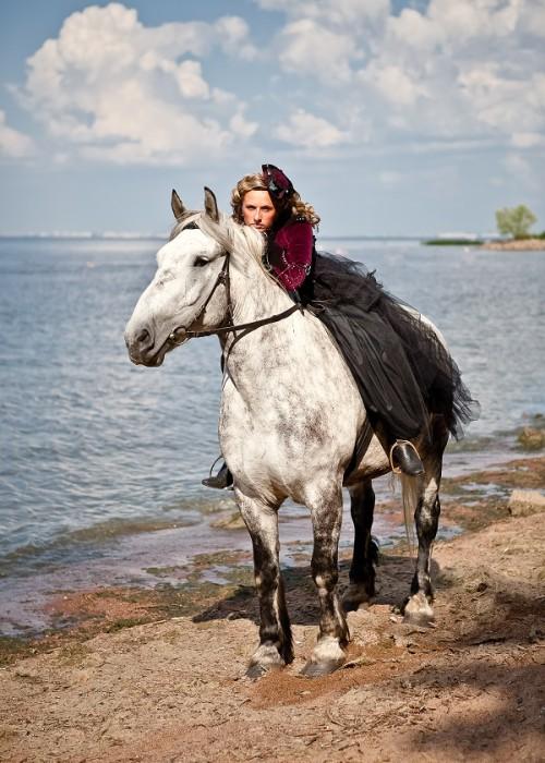 покататься на лошадях СПБ
