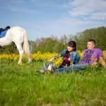 Где покататься на лошадях в Санкт-Петербурге