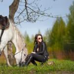Чего же реально хотят люди от конной прогулки? Часть 1
