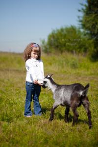 экскурсия по ферме