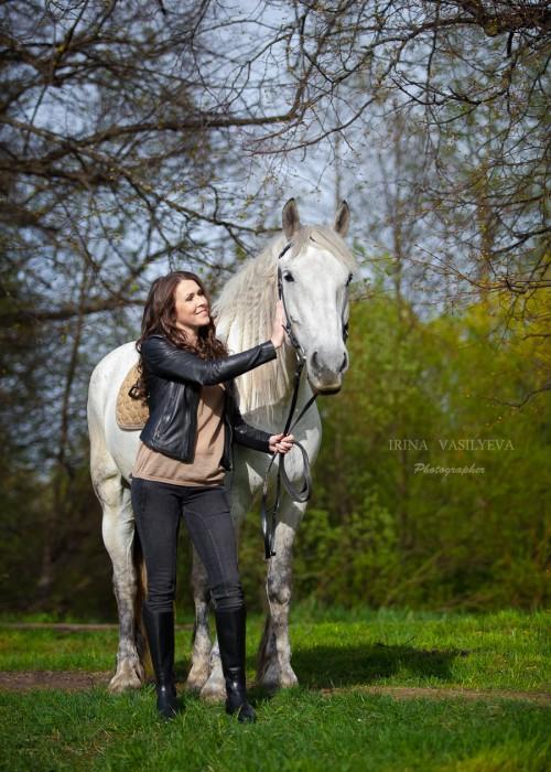 Катание на лошадях