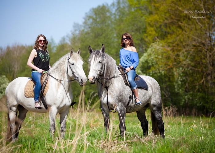 Что одеть на конную прогулку