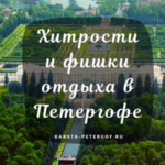Факты о Петергофе, о которых вы и не подозревали
