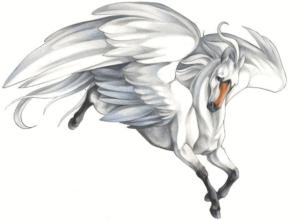 конь Лебер